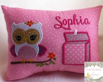 tooth fairy pillow owl tooth fairy