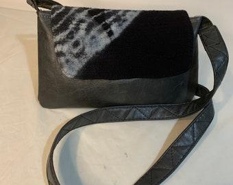 Crossbody Mudcloth Bag