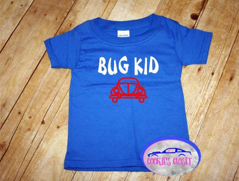 Beetle Kid/'s T-Shirt Children Boys Girls Unisex Top