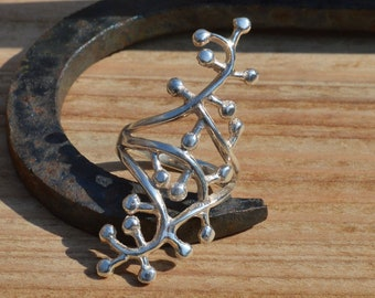 Handmade Sterling Silver Ring