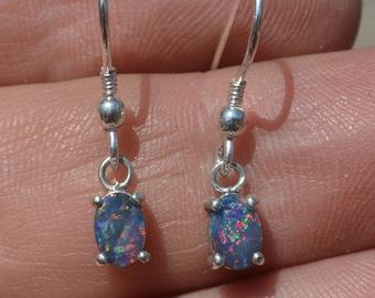 Silver Australian Opal