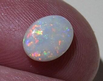 Loose Australian Opal Cabochon, 9x7