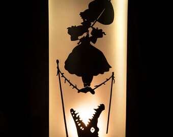 Haunted Mansion Candle Holder