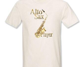 Alto Sax T-Shirt