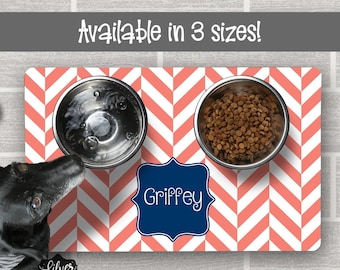 Personalized Pet Mat Etsy