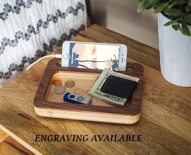 Mens Birthday Gifts Iphone Docking Station Charging