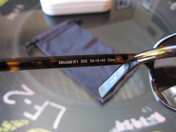 Warby Parker Model X1 Sunglasses - Steve McQueen … - image 5