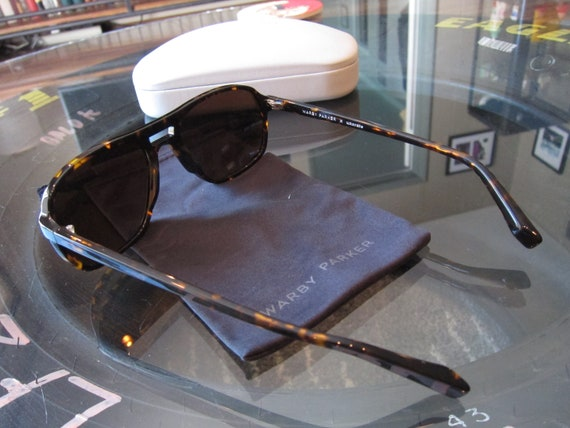 Warby Parker Model X1 Sunglasses - Steve McQueen … - image 4