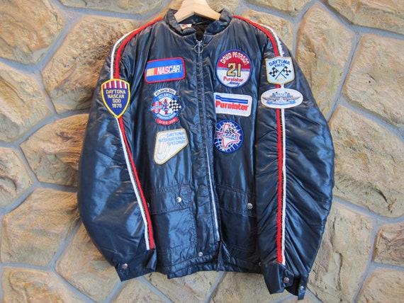 Vintage NASCAR Jacket - Size L