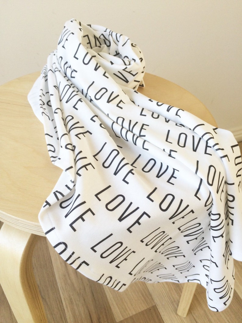cc1e596b60b LOVE organic baby blanket. Perfect for a newborn wrap