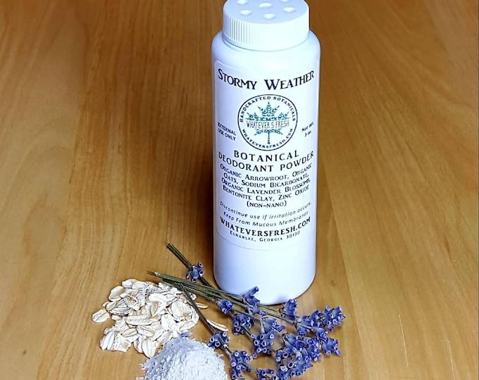 Bulk Bundle:  Botanical Body Powder with Natural Clays