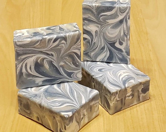 Lavender Blossom Infused Soap with Bentonite Clay