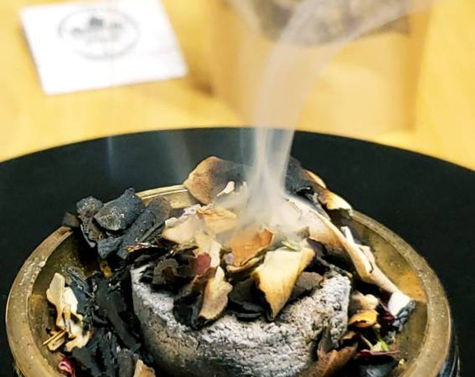 Loose Botanical Incense Blend (for Smudging) - Renewal and Protection