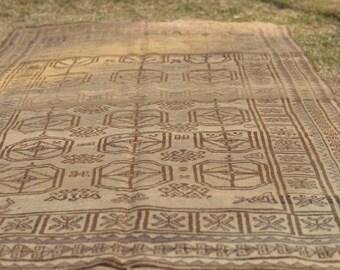 Antique Sulaimani Chubash Rug