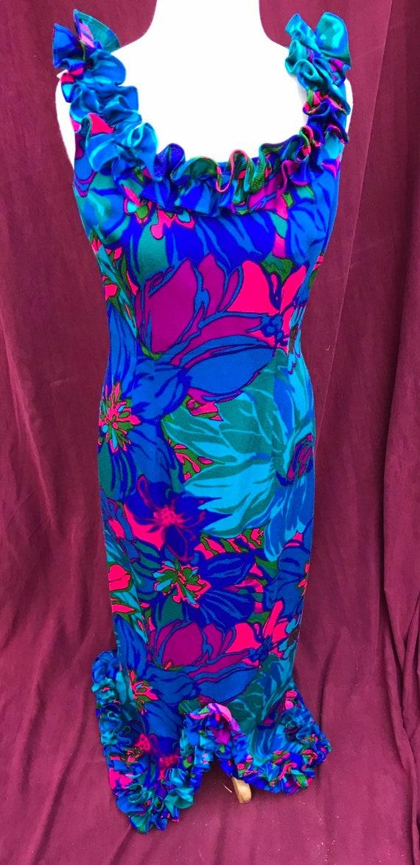 Sun Fashions of Hawaii Maxi Dress
