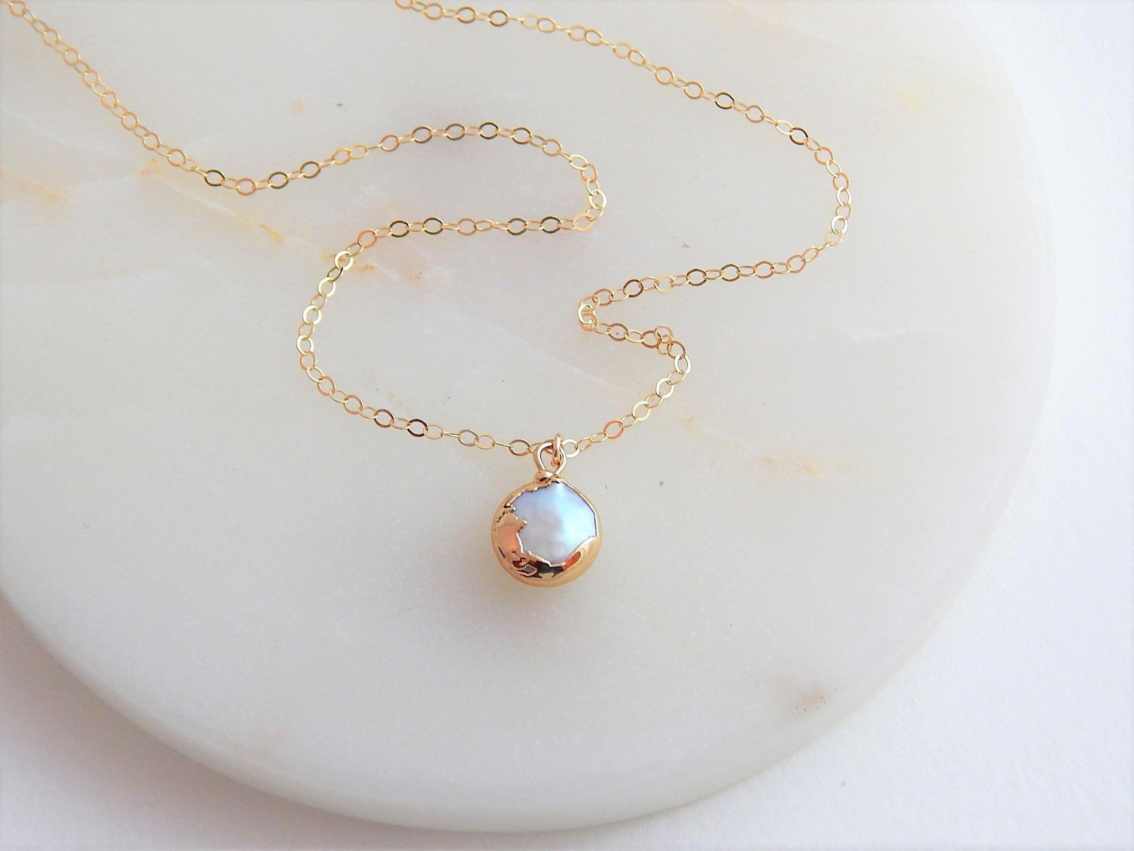 E2957 Birthday Anniversary Mom Valentine Gift Beautiful Hawaiian Chocolate Shell Pearl Earring Sterling Silver Shell Pearl Dangle Earring