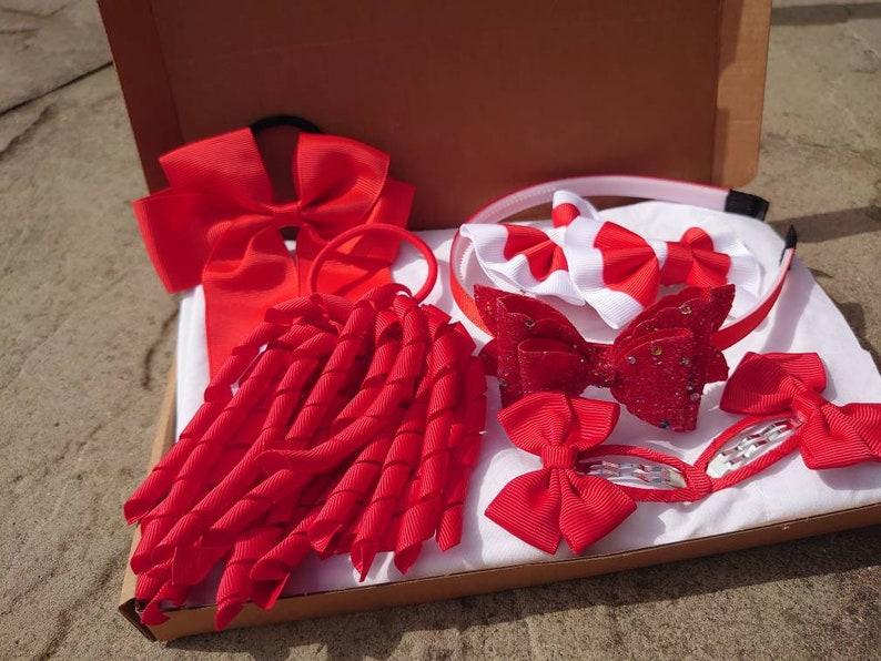 School bow set