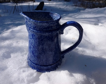 Maine Emporium Country Life Pitcher