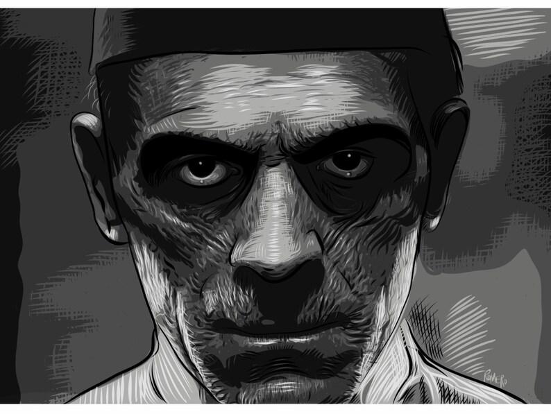 Boris Karloff as The Mummy image 0