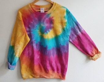 6dc02bda7af Summer Tie-Dye Sweatshirt