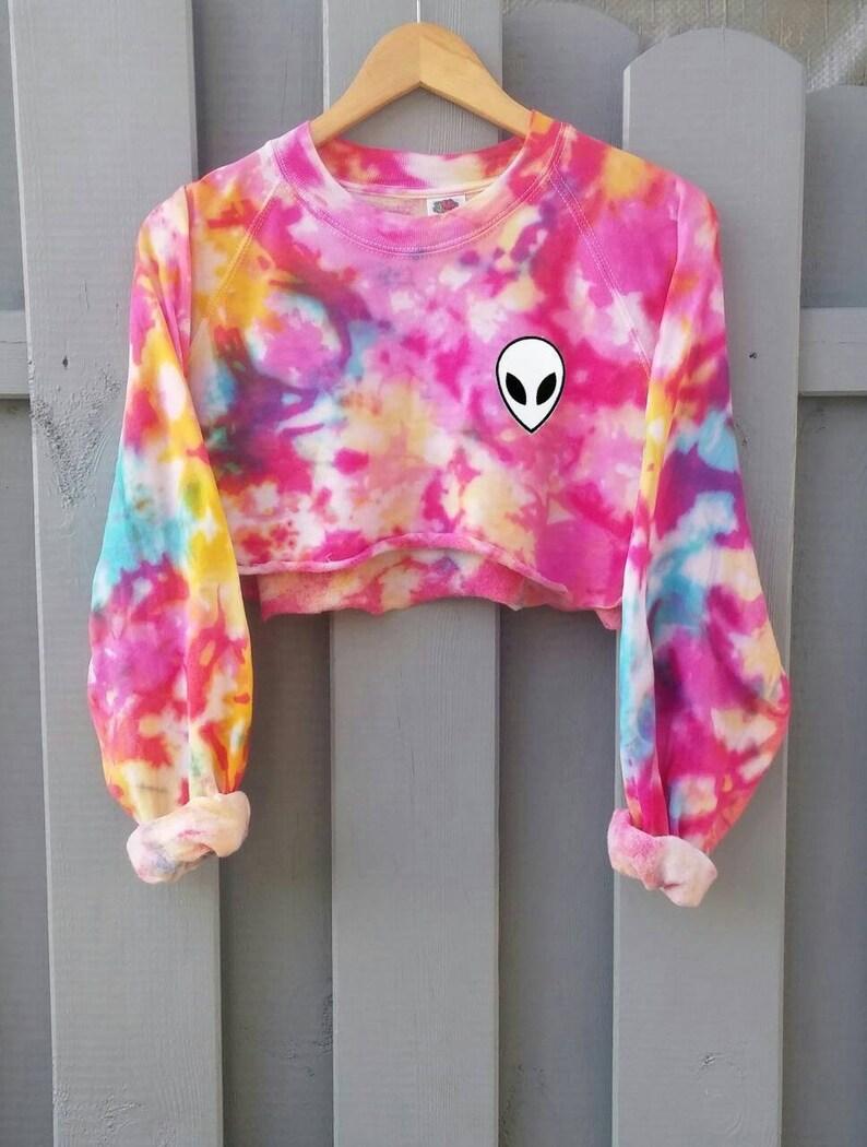 c845619c5a2e Candy Cotton Pastel Goth Sweater blogger tumblr shirt grunge