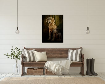 Printable Wall Art, For Animal Lovers Dog Portrait, Digital Pet Portrait, Custom Pet Portrait,  Pet Portrait,  Pet Memorial -
