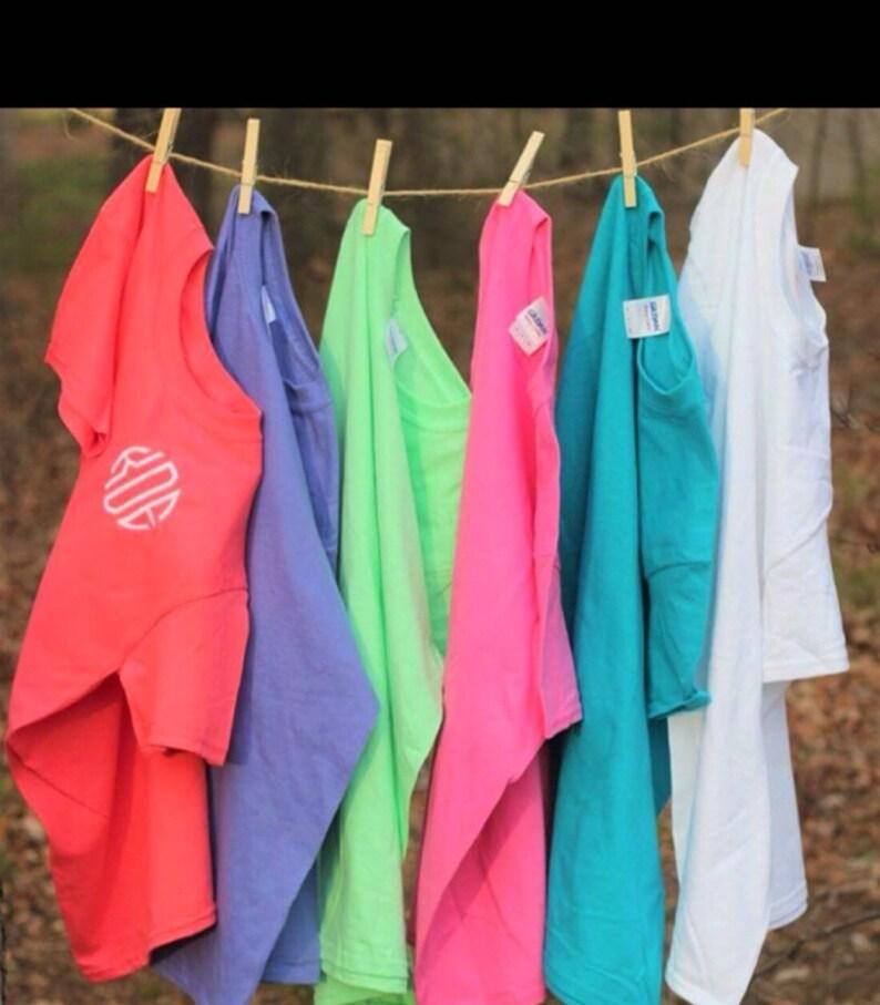 0c3a681a613a5 Sale / Monogram shirt / monogram tshirt / monogram / monogram tshirt sale /  Sale / tee shirt / monogram tee shirt