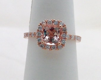 Rings - Morganite
