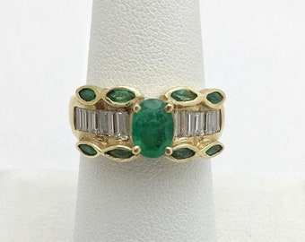 Rings - Colored Stones