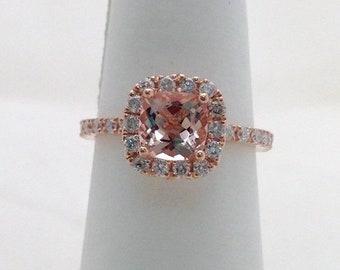 Rings - Morganite
