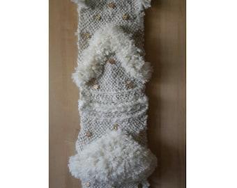Wall weaving wool