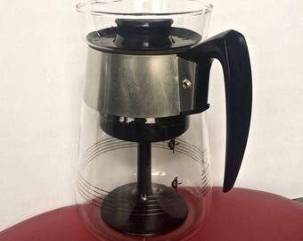 Stove Top Coffee Pot Etsy