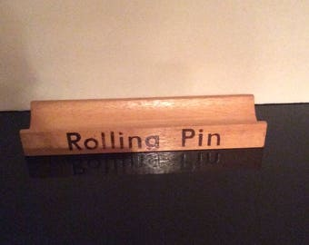 Rolling Pin Holder