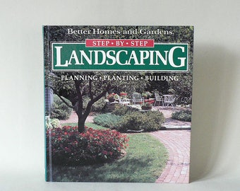 BHG Landscaping How To DIY Book