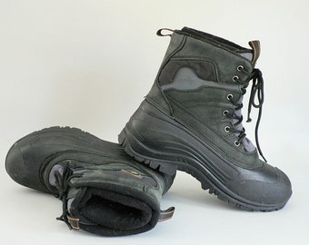 Mens Winter Duck Boot Size 11 US / Euro Size 44/45