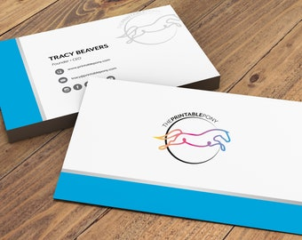 Custom Business Cards, Small Business Card Design