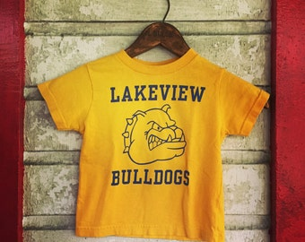 Lakeview Bulldogs Tee