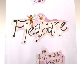 ACEO Limited Edition Flower fairy Honeysuckle fairies Nursery decor idea