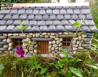 Fairy House for the Garden ~  The 'Enchanted Penty'