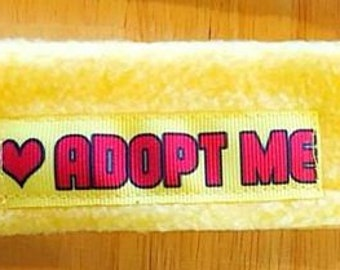 Special Needs Dog Collar Slips Set 3 Animal Rescue Fundraiser