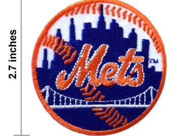 New York Mets Logo Etsy