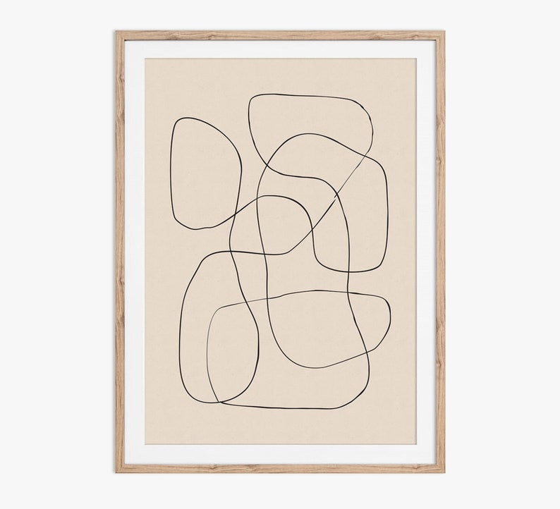 Abstract scribble fine line drawing. Download the files and image 0