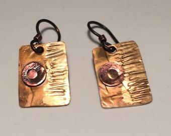 Copper and Gold Rhythms