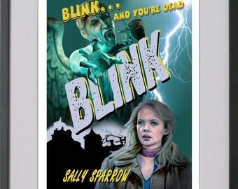Blink-Sally Sparrow-Weeping Angel