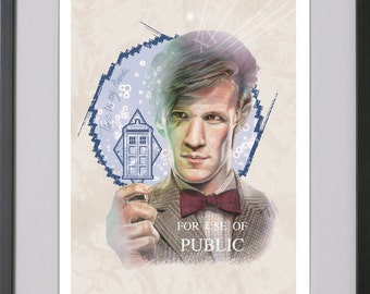 Time in my Hands - The Eleventh Doctor-Matt Smith