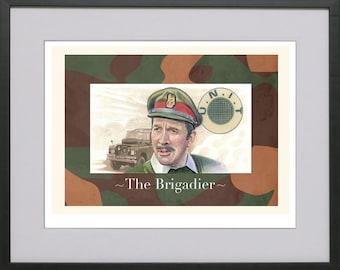 The Brigadier - UNIT