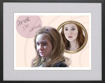 The Girl Who Waited - Amy Pond