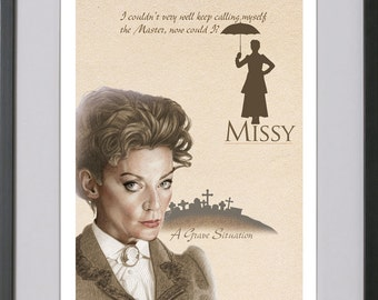 Missy - Michelle Gomez - 'Death in Heaven'