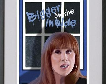 Donna Noble - Bigger on the Inside