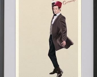 Geronimo! The Eleventh Doctor - Matt Smith